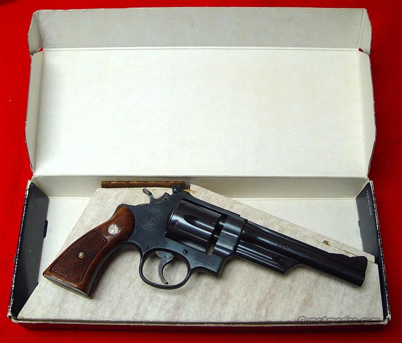 S&W Model 28-2 New IN Box-Unfired  Guns > Pistols > Smith & Wesson Revolvers > Full Frame Revolver