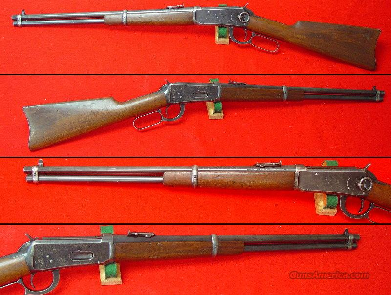 Model 1894 Saddle Ring Carbine in 38/55  Guns > Rifles > Winchester Rifles - Modern Lever > Model 94 > Pre-64