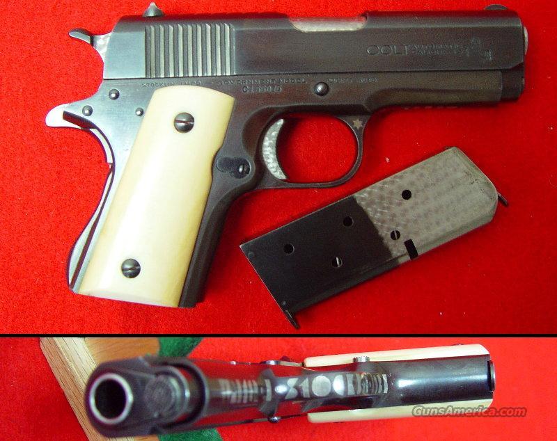 1911 Stocklin Improved  Guns > Pistols > Colt Automatic Pistols (1911 & Var)