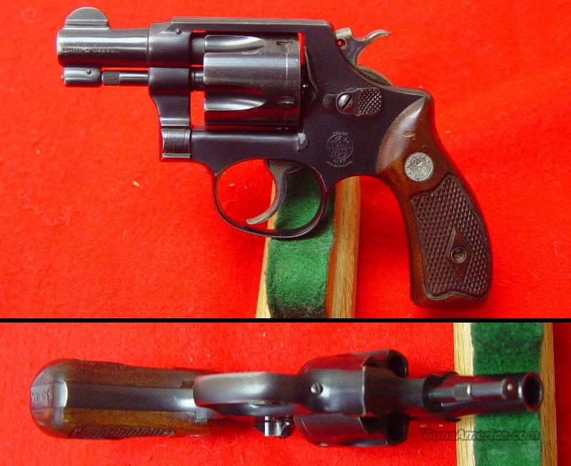38/32 Terrier 5 Screw  Guns > Pistols > Smith & Wesson Revolvers > Pocket Pistols