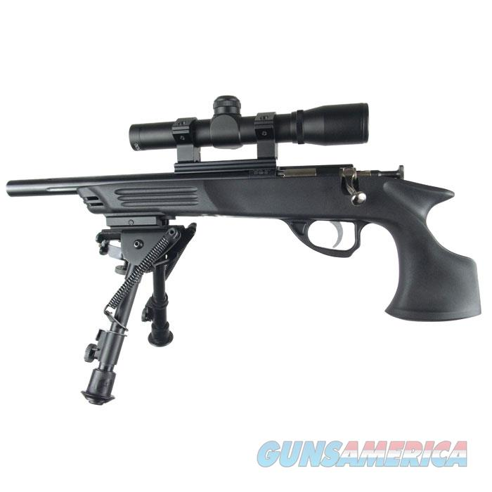KEYSTONE SPORTING ARMS PISTOL SYN BLACK 22LR WITH SCOPE - CRICKETT® PISTOL PACKAGE  Guns > Pistols > K Misc Pistols
