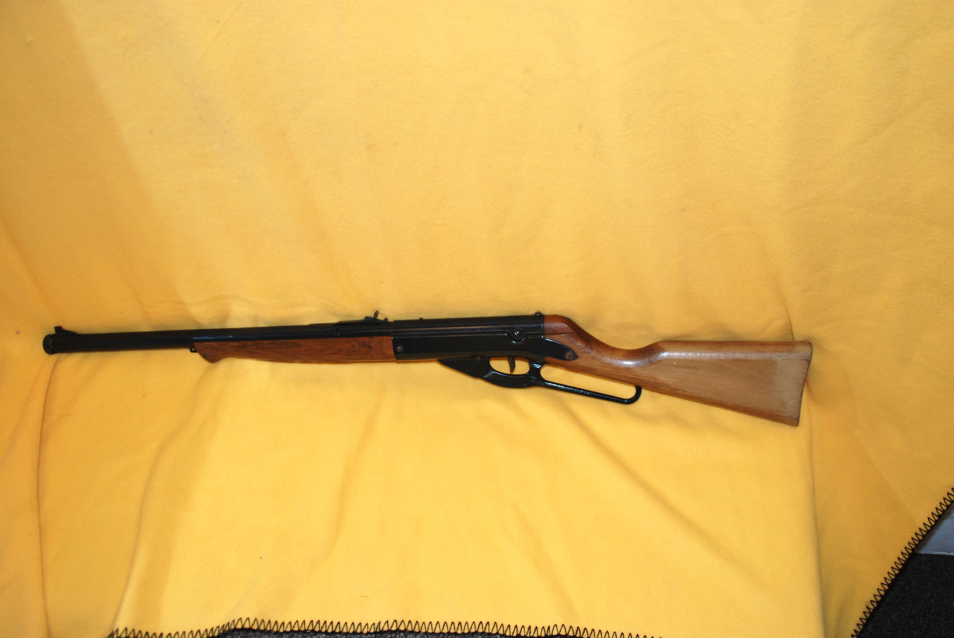 Daisy Model 95 BB Gun  Non-Guns > Air Rifles - Pistols > Other