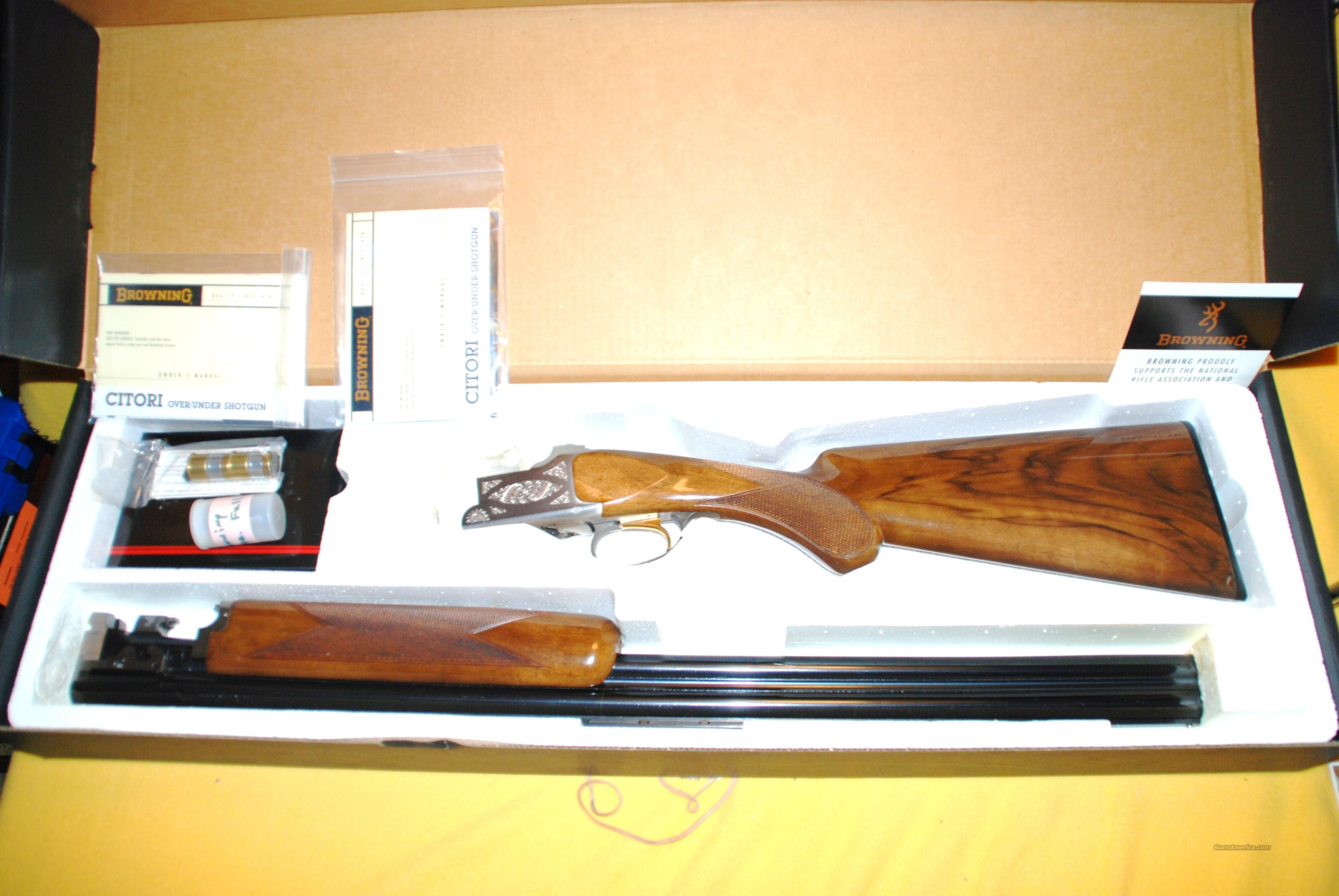 "BROWNING CITORI Lightning Feather 16 ga 28"" Invector  Guns > Shotguns > Browning Shotguns > Over Unders > Citori > Hunting"