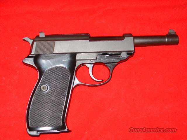 Walther P-38  Guns > Pistols > Walther Pistols > Post WWII > Large Frame Autos