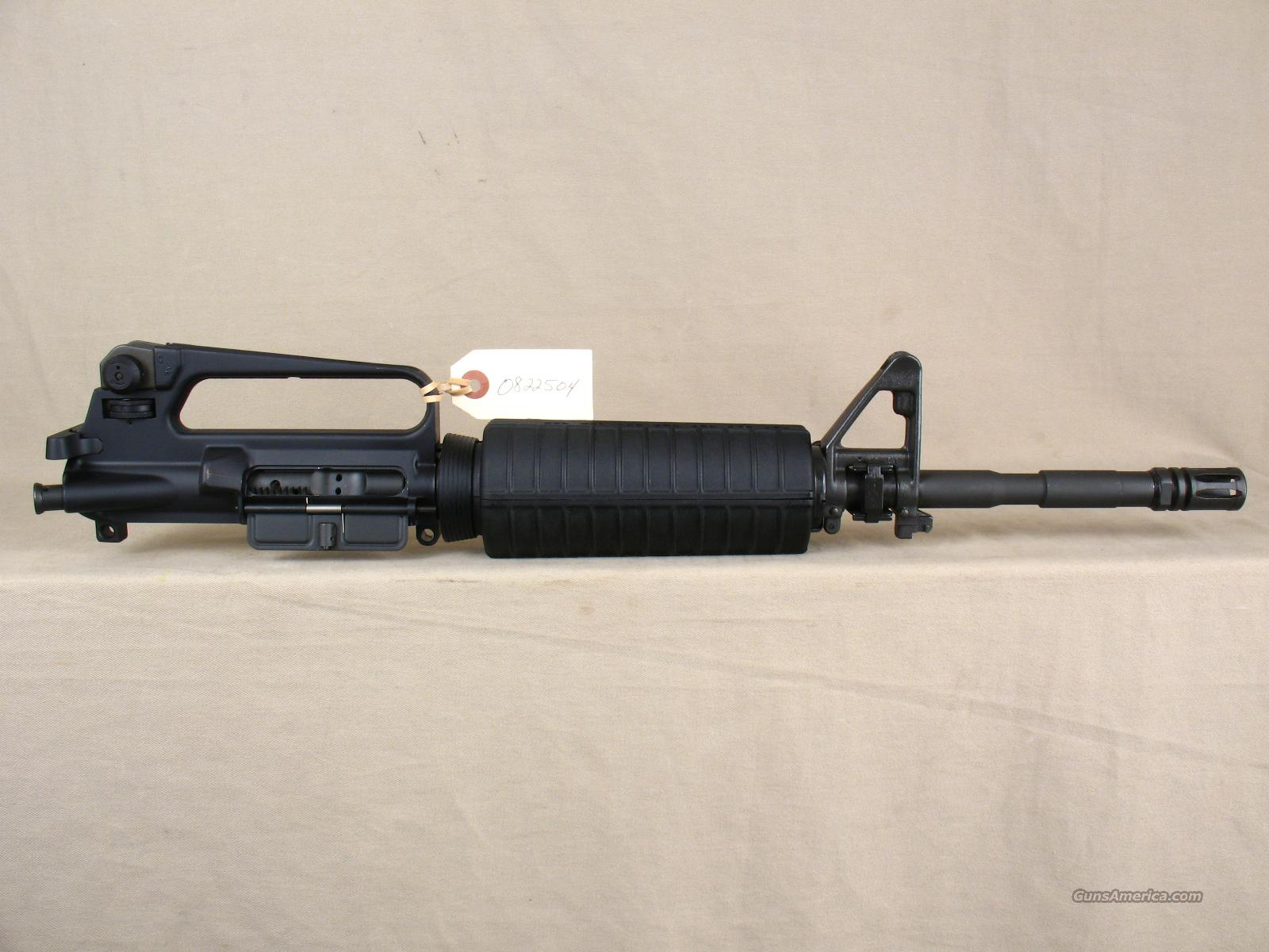 "Colt M4 A2 14.5"" new complete factory upper   Guns > Rifles > Colt Military/Tactical Rifles"