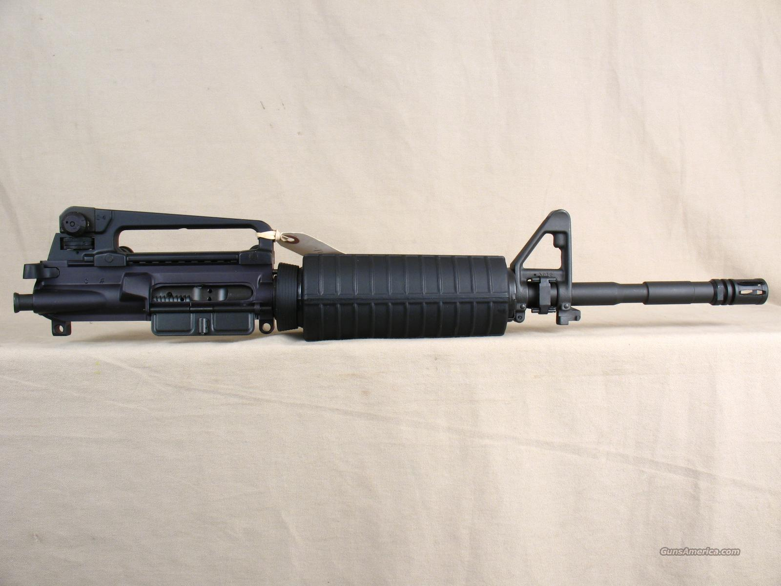"Colt M4 A3 6921/O920 14.5"" new dark grey AR upper  Guns > Rifles > Colt Rifles - Non-AR15 Modern Rifles"