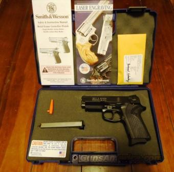 Smith & Wesson 3914TSW 9MM  Guns > Pistols > Smith & Wesson Pistols - Autos > Alloy Frame
