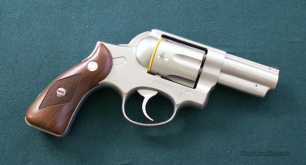 Speed Six 9mm DAO Bowen Tuned  Guns > Pistols > Ruger Double Action Revolver > Security Six Type