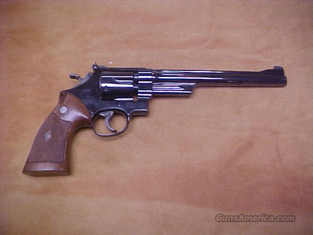 S&W mod 27  Guns > Pistols > Smith & Wesson Revolvers > Full Frame Revolver