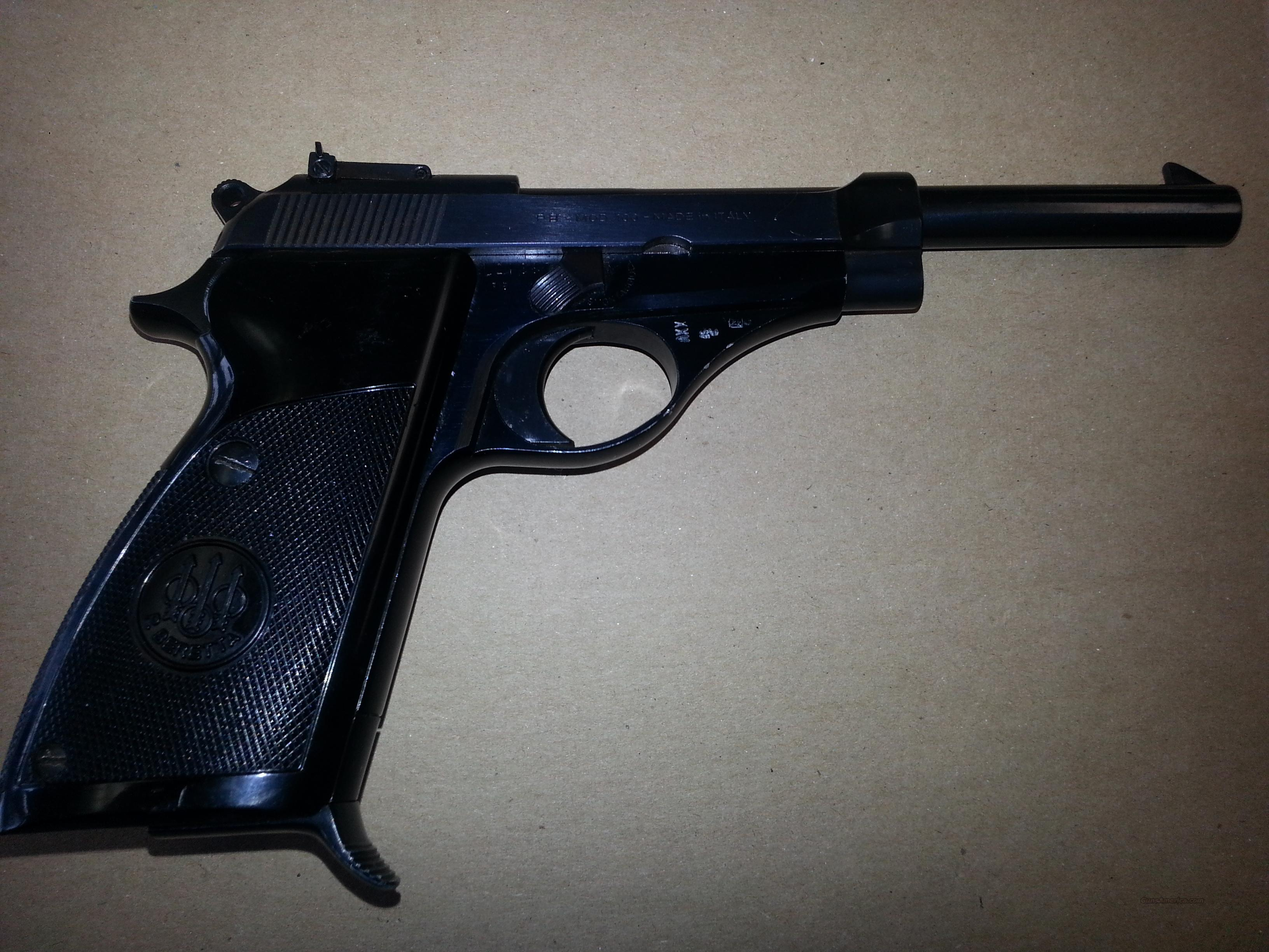 BERETTA MODEL 100 .32  Guns > Pistols > Beretta Pistols > Rare & Collectible