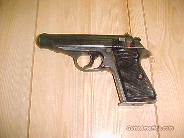 walther pp  Guns > Pistols > Walther Pistols > Pre-1945 > PP