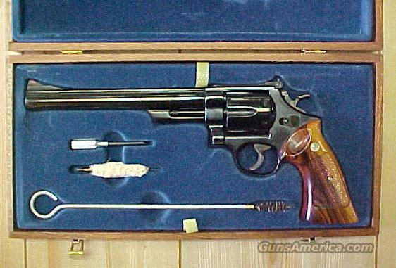 SMITH & WESSON 41 MAGNUM  Guns > Pistols > Smith & Wesson Revolvers > Full Frame Revolver