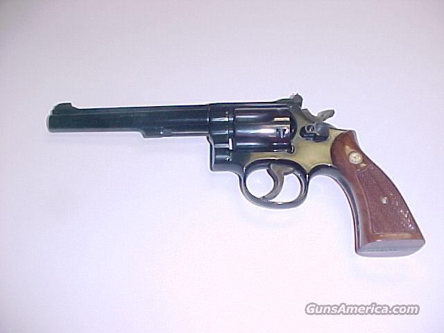 Smith & Wesson mod 48  Guns > Pistols > Smith & Wesson Revolvers > Full Frame Revolver