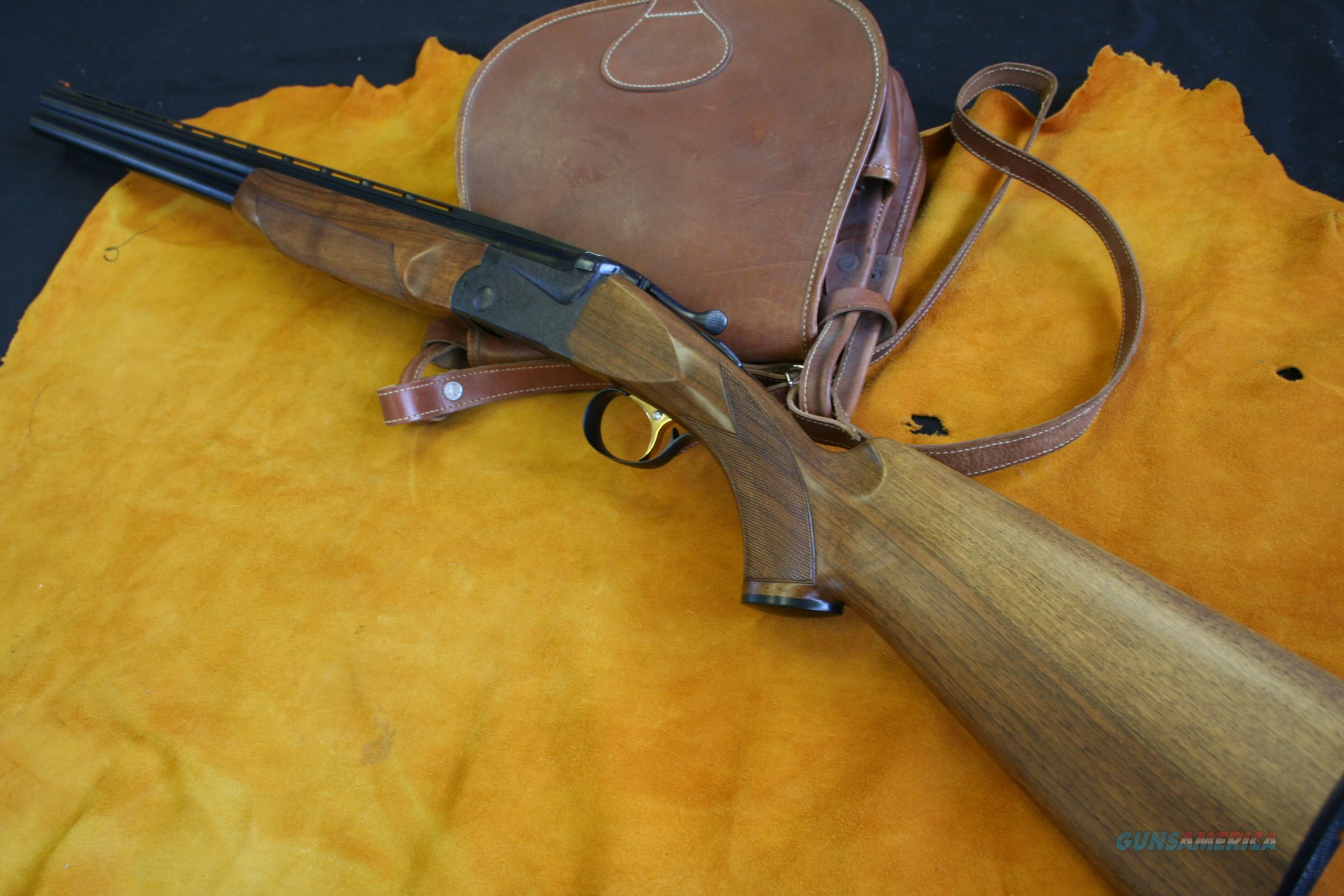 ITHACA - SKB - MODEL 500 - 12GA - OVER/UNDER  Guns > Shotguns > Ithaca Shotguns > SxS