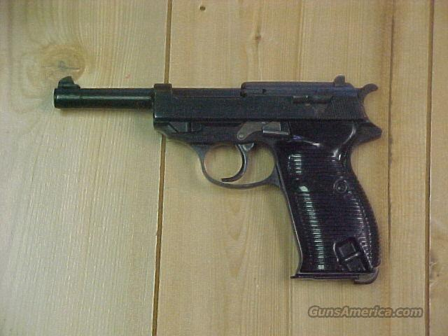 WALTHER AC 45 P-38  Guns > Pistols > Walther Pistols > Pre-1945 > P-38