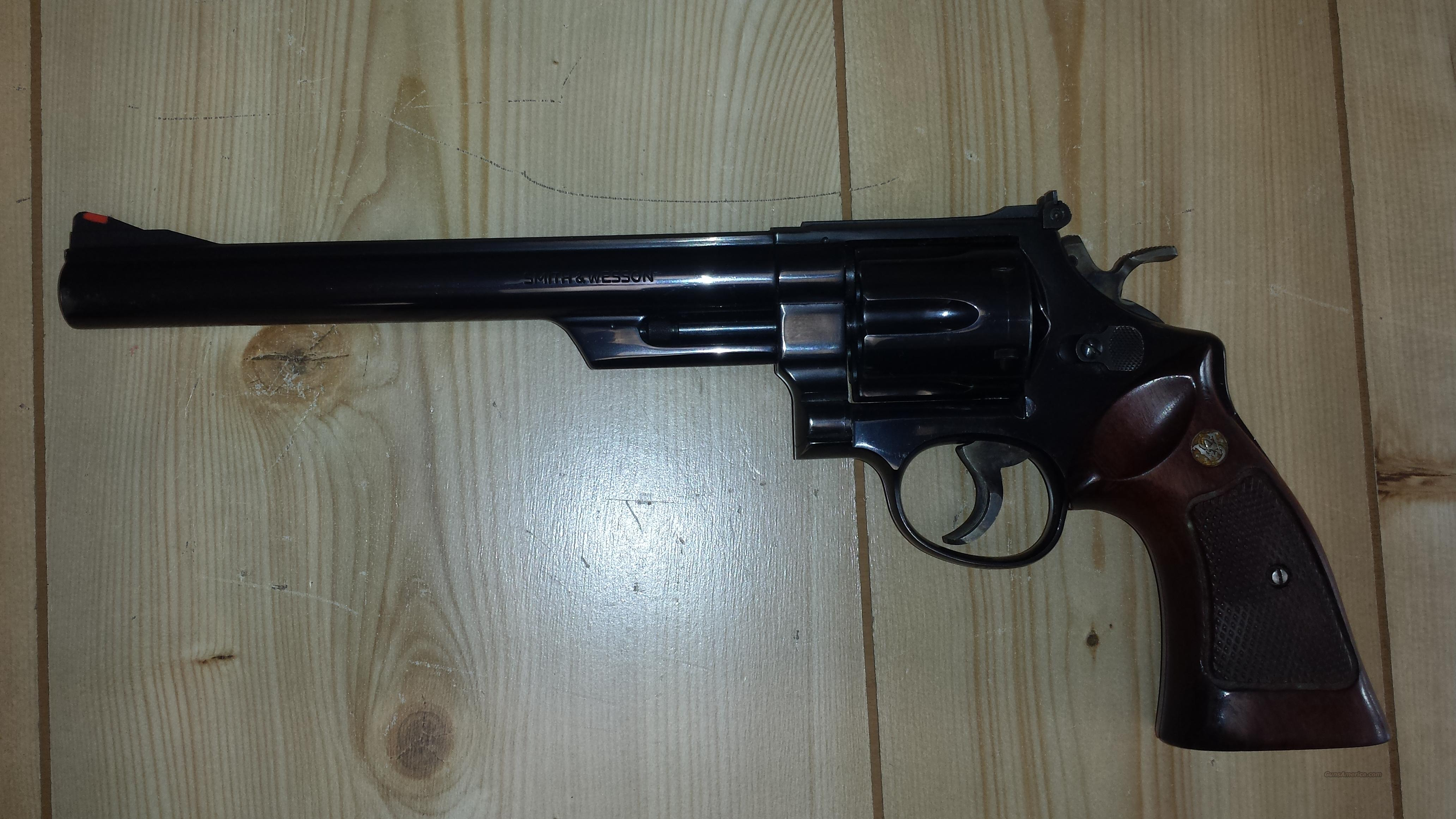 S&W 29-2 .44 MAGNUM  Guns > Pistols > Smith & Wesson Revolvers > Full Frame Revolver