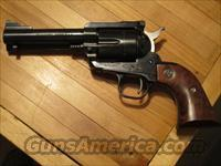 "Ruger Old Model 3 screw Blackhawk 4 5/8"" 45 Colt 3-screw  Ruger Single Action Revolvers > Blackhawk Type"