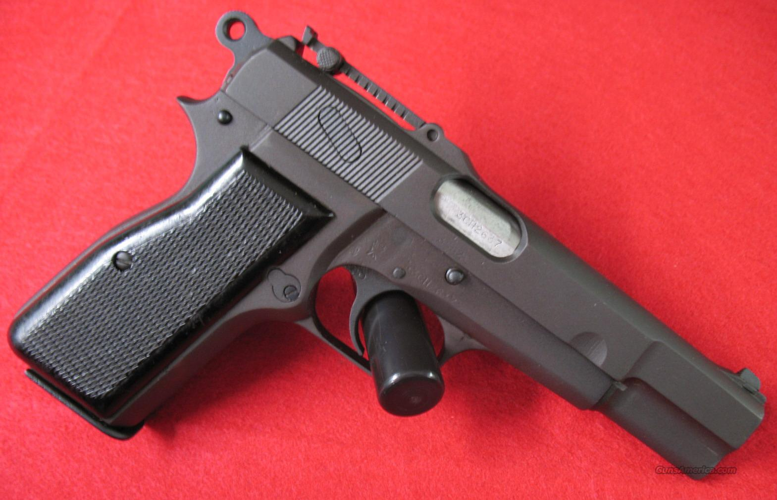 Inglis MK1* Hi Power Chinese Contract 9mm  Guns > Pistols > Browning Pistols > Hi Power