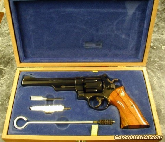 Vintage 1955 25-2 45acp NIB  Guns > Pistols > Smith & Wesson Revolvers