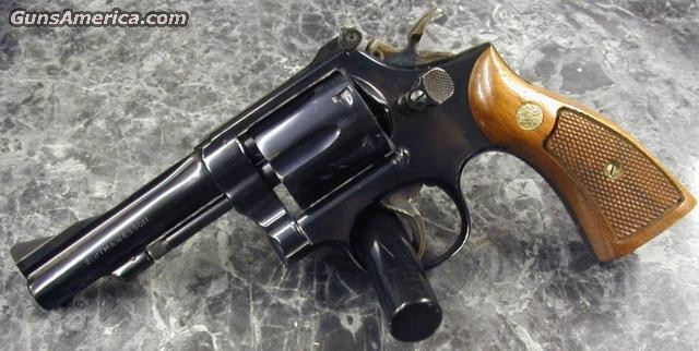 "Model 15-3  4""TH TT w/box  Guns > Pistols > Smith & Wesson Revolvers"