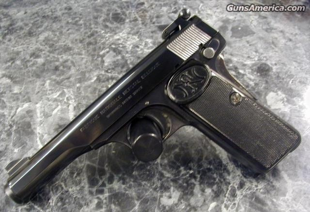 FN 10/71 380 Dutch marked  Guns > Pistols > Browning Pistols