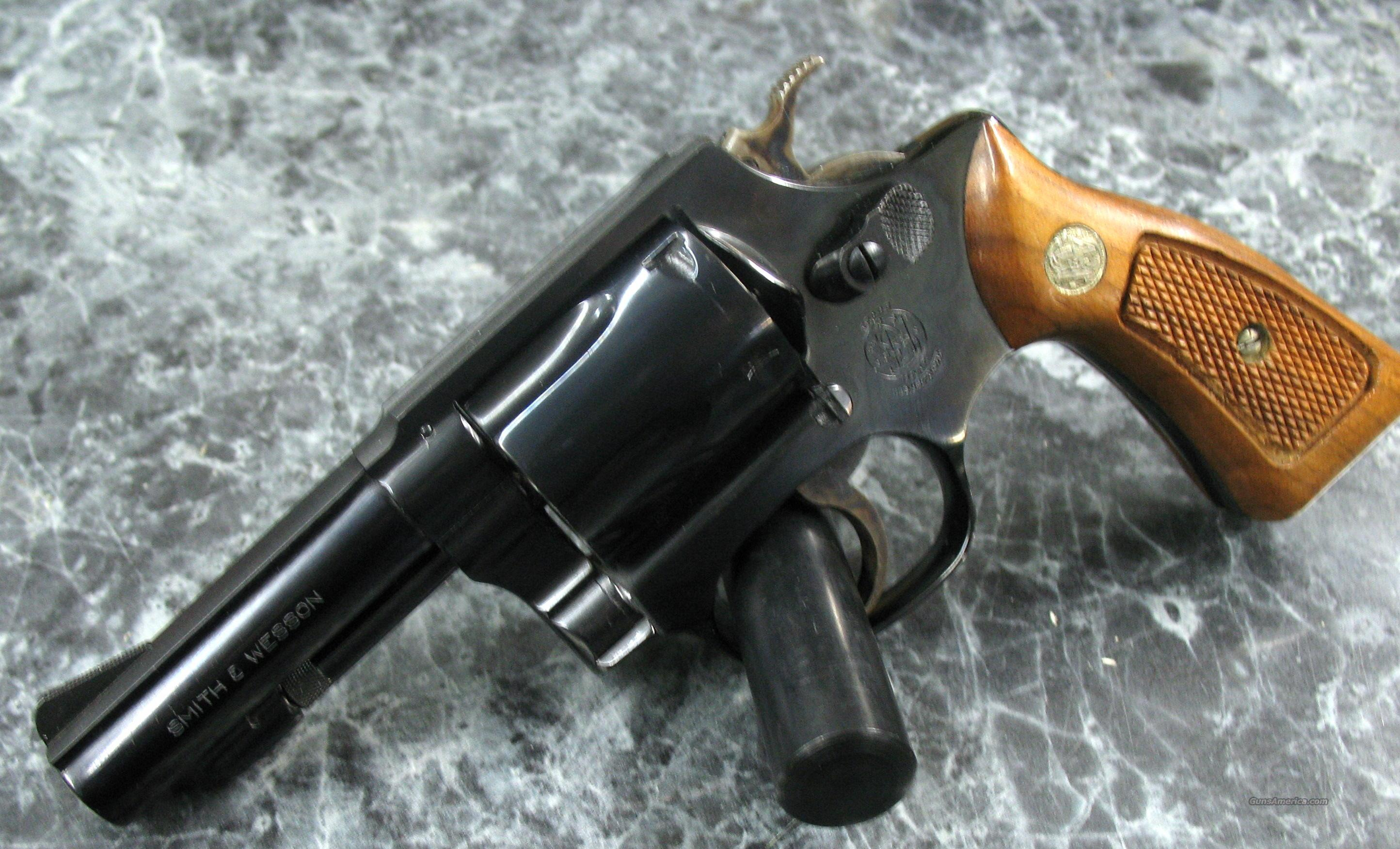 "Smith & Wesson Model 36 3"" Heavy Barrel 38spl.  Guns > Pistols > Smith & Wesson Revolvers > Pocket Pistols"