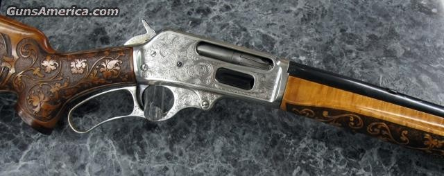 "Custom engraved 336 35Rem ""52""  Guns > Rifles > Marlin Rifles"