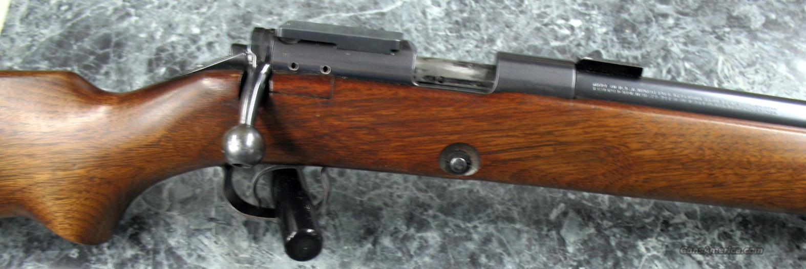 "Win.Md 52 Target 28""Stand.Bbl Made in 1932  Guns > Rifles > Winchester Rifles - Modern Bolt/Auto/Single > Other Bolt Action"