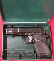 Star PD 45acp.Blue w/Pachmayr grips Factory box  Star Pistols