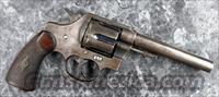 Colt New Service Marine Corps Md 1909 45LC  SCARCE!!     Guns > Pistols > Colt Double Action Revolvers- Pre-1945