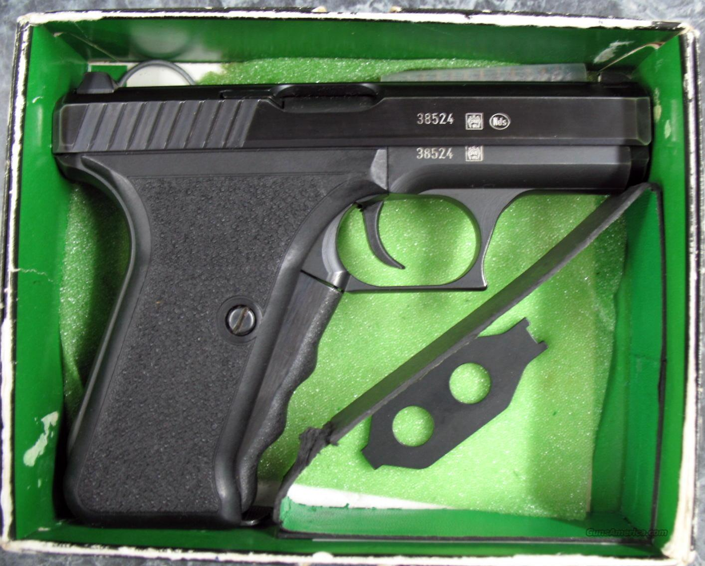 "Used P7 PSP 9mm w/box Grade ""B""  Guns > Pistols > Heckler & Koch Pistols > SteelFrame"