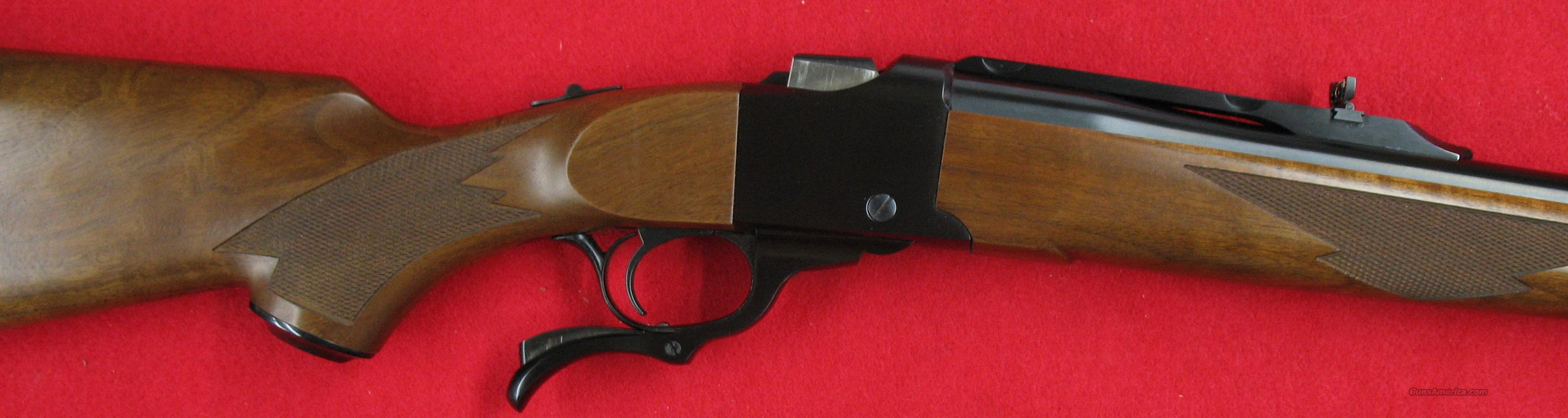 No.1-S Med.Sporter 45-70Gov't  Blue NIB  Guns > Rifles > Ruger Rifles > #1 Type