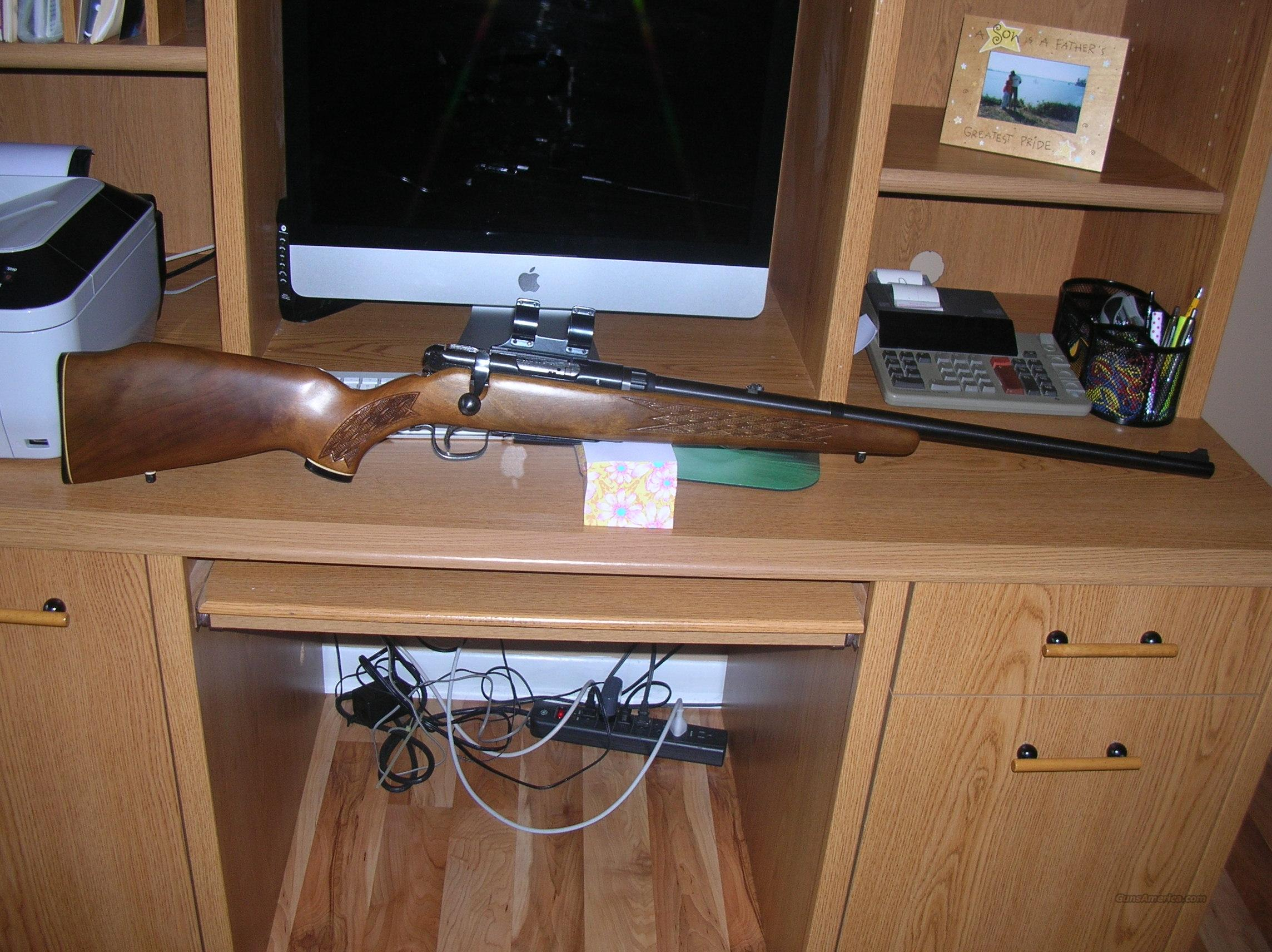 SAVAGE MODEL 340 SERIES E    CAL .222 REM  Guns > Rifles > Savage Rifles > Standard Bolt Action > Sporting