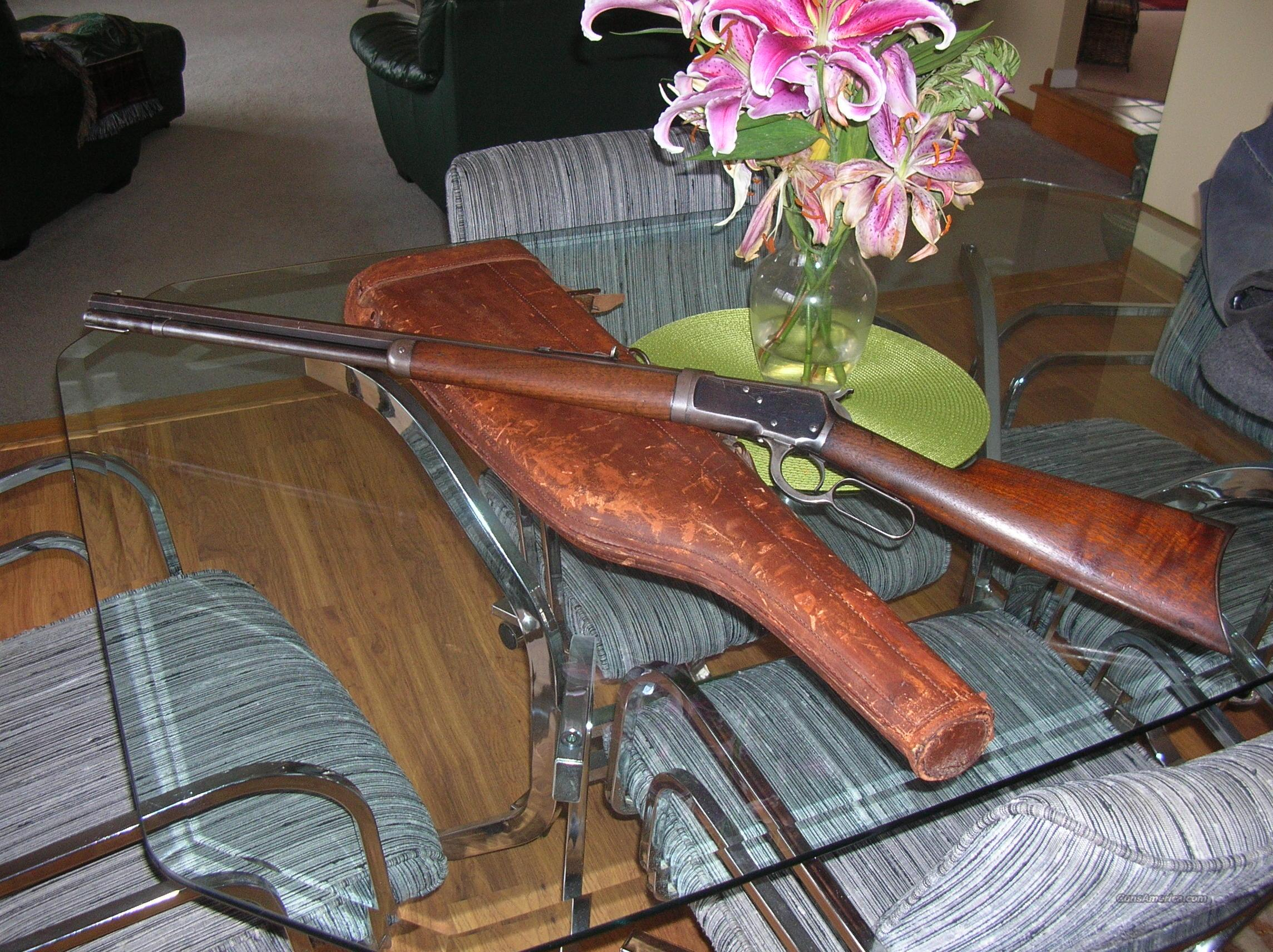 WINCHESTER MODEL 1892 SPECIAL ORDER TAKE DOWN RIFLE  Guns > Rifles > Winchester Rifles - Pre-1899 Lever