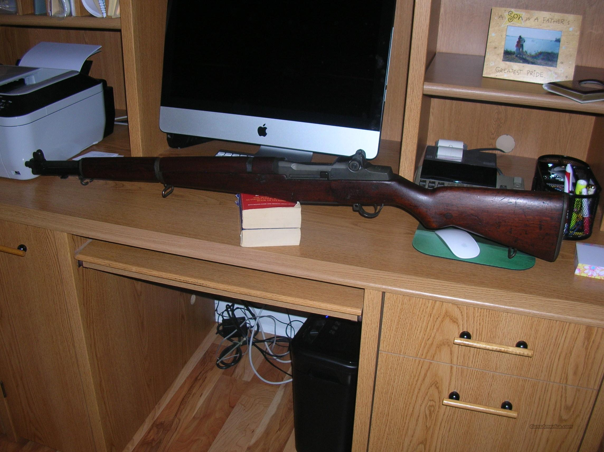 ORIGINAL H&R M1 GARAND  Guns > Rifles > Military Misc. Rifles US > M1 Garand