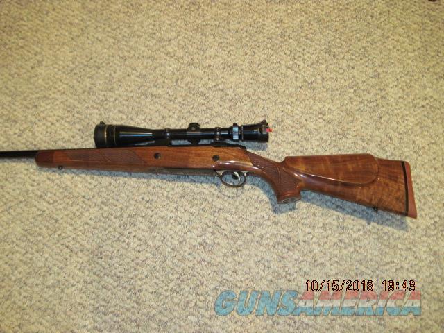 Sako Custom Deluxe 7mm Mag  Guns > Rifles > Sako Rifles > Other Bolt Action