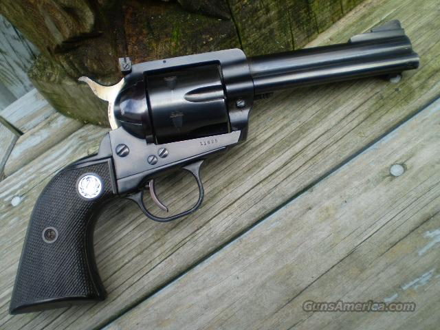 Ruger FLAT TOP Blackhawk OLD MODEL Free Shipping  Guns > Pistols > Ruger Single Action Revolvers > Blackhawk Type