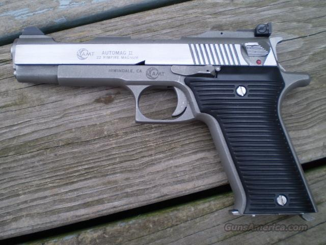 "Automag II RARE-HARD TO FIND 4 1/2""  FREE SHIPPING  Guns > Pistols > AMT Pistols > Other"