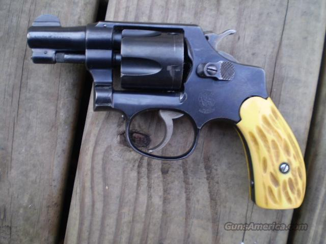 S&W Model 38/32 Terrier (1949 5 screw) Free Shipping  Guns > Pistols > Smith & Wesson Revolvers > Pocket Pistols