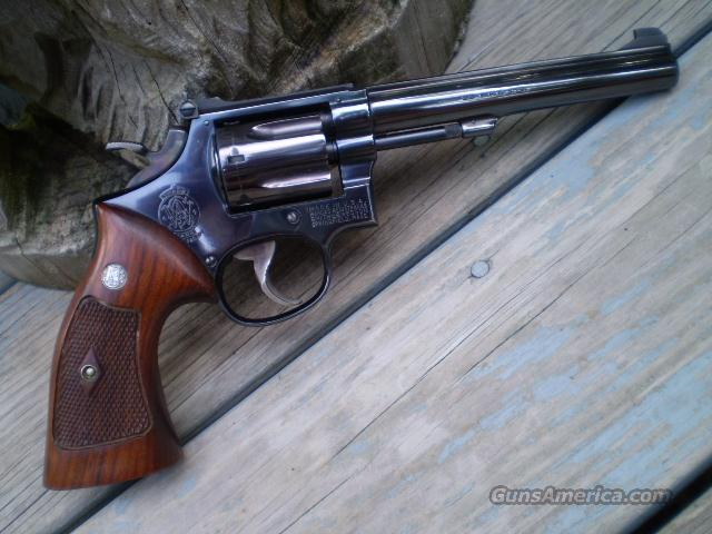 Smith & Wesson Model 48 (no dash), 4 Screw Free Shipping  Guns > Pistols > Smith & Wesson Revolvers > Full Frame Revolver