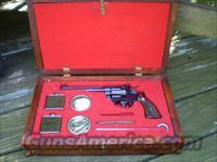 S&W  K-22 Masterpiece, 5 screw, 22LR  FREE SHIPPING  Guns > Pistols > Smith & Wesson Revolvers > Full Frame Revolver