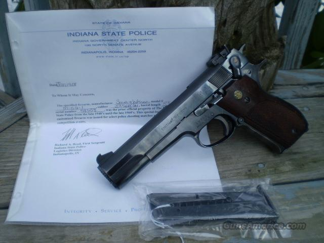S&W Model 52-1 Free Shipping  Guns > Pistols > Smith & Wesson Pistols - Autos > Steel Frame