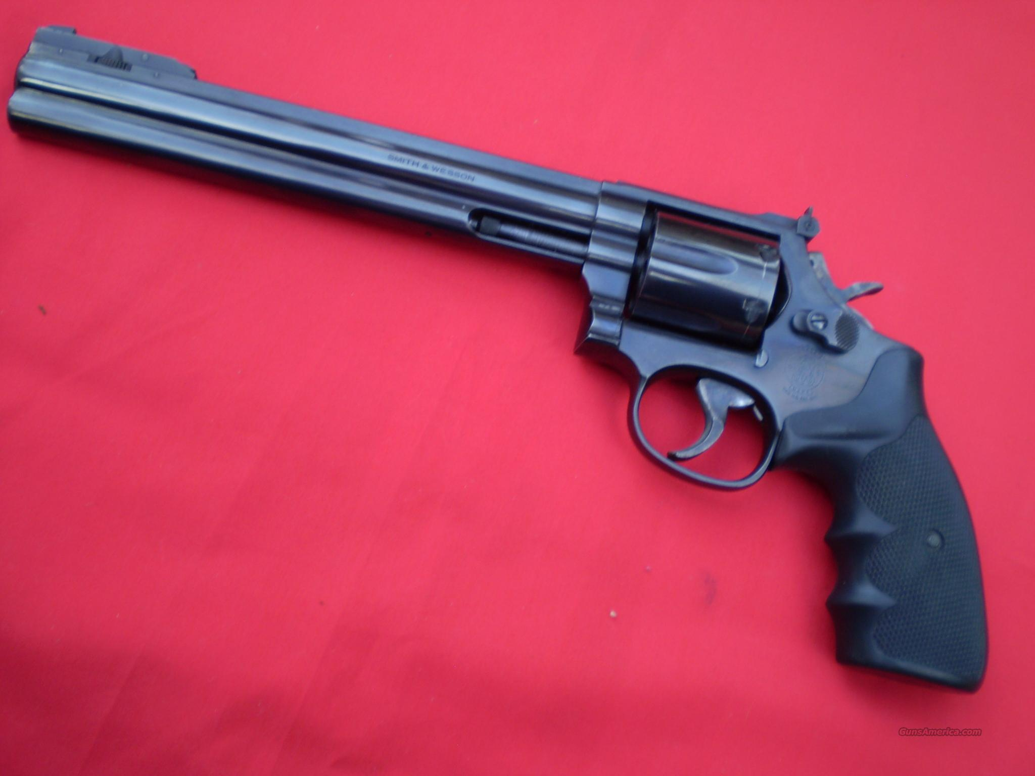 "S&W Model 586, 8 3/8""  ADJ. FRONT SITE  FREE SHIPPING  Guns > Pistols > Smith & Wesson Revolvers > Full Frame Revolver"
