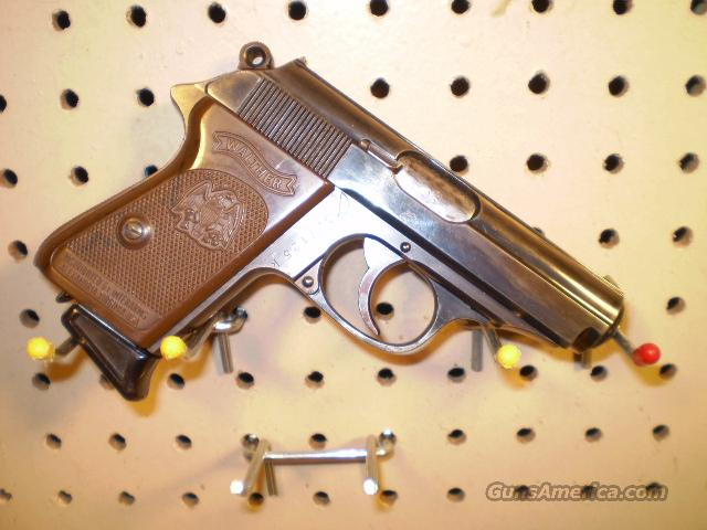 Walther PPK, Pre 1940, Eagle C, Free Shipping  Guns > Pistols > Military Misc. Pistols Non-US