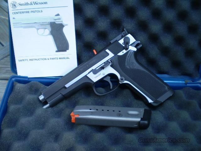 S&W Model 3566 LIMITED, Performance Center, 356 TSW Free Shipping  Guns > Pistols > Smith & Wesson Pistols - Autos > Steel Frame
