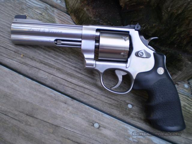 "S&W Model 627-2, 357 Mag, Stainless, 5""   Free Shipping  Guns > Pistols > Smith & Wesson Revolvers > Full Frame Revolver"