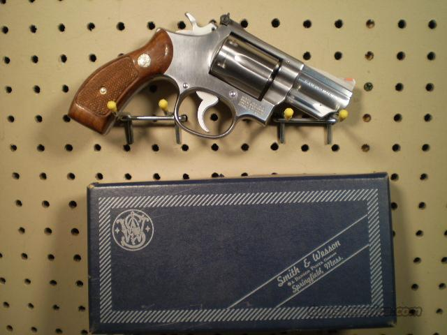 "Smith & Wesson Model 66-1 Stainless 2 1/2"" -FREE SHIPPING  Guns > Pistols > Smith & Wesson Revolvers > Pocket Pistols"