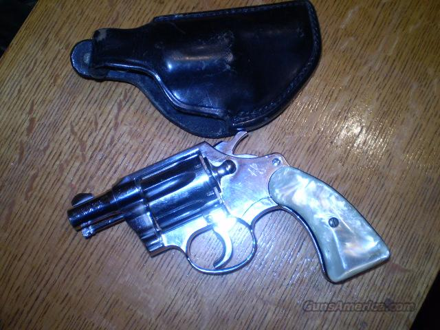Colt Detetive Special Free Shipping  Guns > Pistols > Colt Double Action Revolvers- Modern