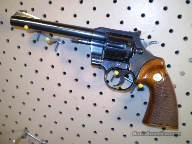 Colt Officers Model Match 22LR C&R Free Shipping  Guns > Pistols > Colt Double Action Revolvers- Modern
