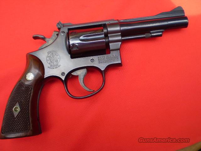 S&W Combat Masterpiece 5 Screw  Pre 15   Free Shipping  Guns > Pistols > Smith & Wesson Revolvers > Full Frame Revolver